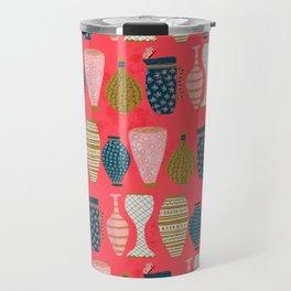Opulent vases Travel Mug