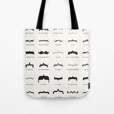 Movember 2012 Tote Bag