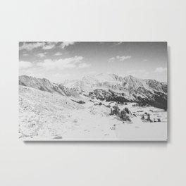 ROCKY MOUNTAINS / Colorado Metal Print
