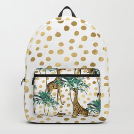 Giraffe Safari Backpack
