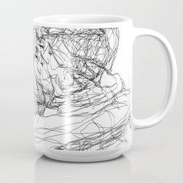 make-out? (B & W) Coffee Mug