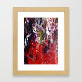 Juju Julie  Framed Art Print