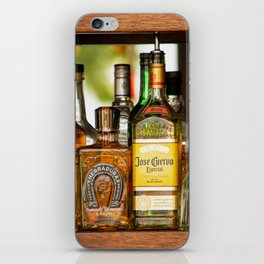 Last Call For Alcohol iPhone Skin
