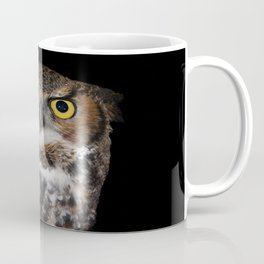 Eli - Great Horned Owl II Coffee Mug