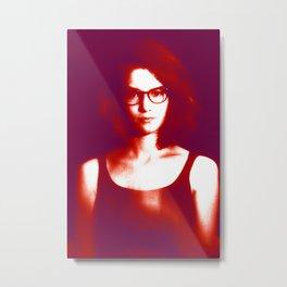 Antonina Schulz Metal Print