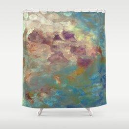 Van GoGo Shower Curtain