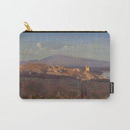 """Jean-Baptiste-Camille Corot """"Villeneuve-les-Avignon"""" Carry-All Pouch"""