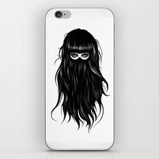 It Girl iPhone Skin