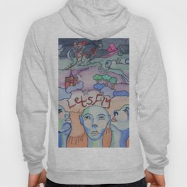 Ego free, Let's Fly Hoody
