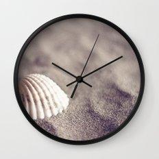Seashell Wall Clock
