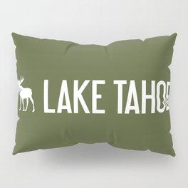 Lake Tahoe Moose Pillow Sham