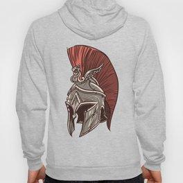 Spartan Helmet Sparta Hoody