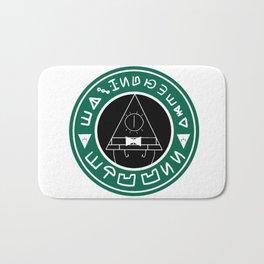 Cipherbucks Coffee Bath Mat