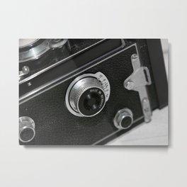 Aperture Metal Print