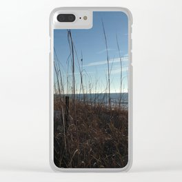 Hidden seat Clear iPhone Case