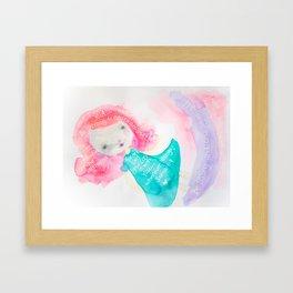 Cassandra Framed Art Print