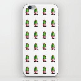 Cute Cactus iPhone Skin