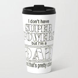 I am a DAD Travel Mug
