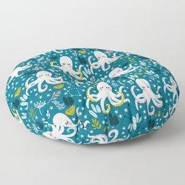 Cute Octopus Floor Pillow