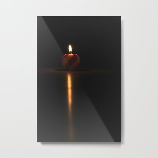 Dispelling the Darkness Metal Print