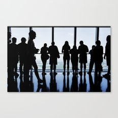 One World Trade Center Observation Deck Canvas Print