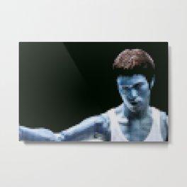 Karate sport Metal Print