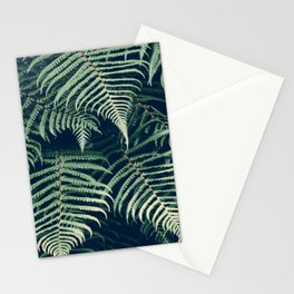 Fern Beach Stationery Cards
