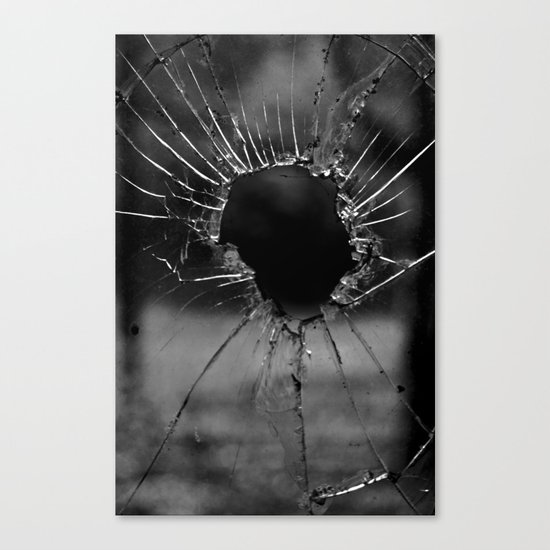 Glass Roots Canvas Print