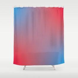 Bluish Signs Shower Curtain