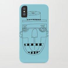 Funky Monkey iPhone X Slim Case