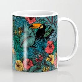 Toucan garden Coffee Mug