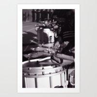 Snare Art Print
