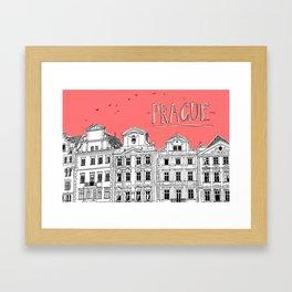 Prague Framed Art Print