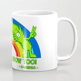 I am a Rainbow Too! - Kanebes - Coffee Mug