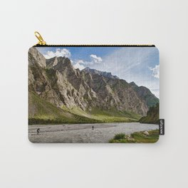 Paddling in the Mountains Carry-All Pouch