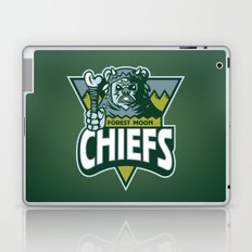 Forest Moon Chiefs - Green Laptop & iPad Skin