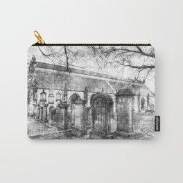Greyfriars Kirk Edinburgh Vintage Carry-All Pouch
