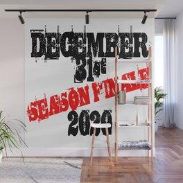 December 31st 2020 Season Finale Joke Wall Mural