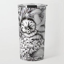 A Medley of Mushrooms Travel Mug