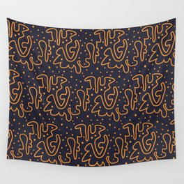 Opusculum of Fruit Wall Tapestry