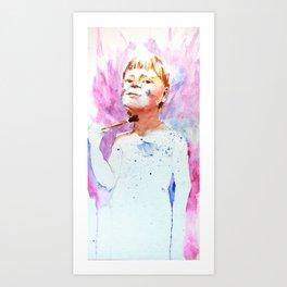 Boy Art Print