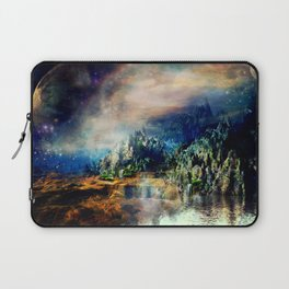 Cosmic Xanadu Laptop Sleeve