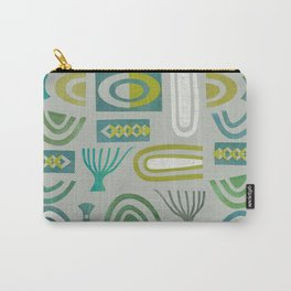 Green bits Carry-All Pouch