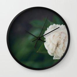 Ruffles Wall Clock