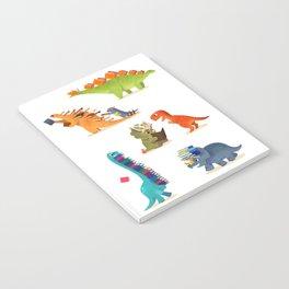 BOOK DINOSAURS Notebook