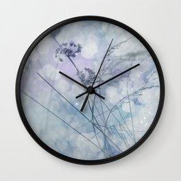 Winter fairy tale Wall Clock