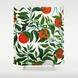 Spring series no.3 Shower Curtain