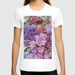 Succulent Garden View T-shirt
