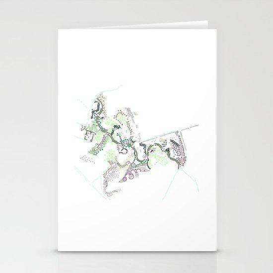 City of Plants Stationery Cards