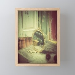 Hidden Glamour Framed Mini Art Print